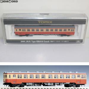 『中古即納』{RWM}2444 国鉄ディーゼルカー キハ16形(T) Nゲージ 鉄道模型 TOMIX(トミックス)(20090331)|mediaworld-plus