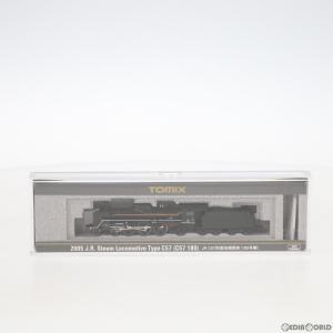 『中古即納』{RWM}2005 JR C57形蒸気機関車(180号機)(動力付き) Nゲージ 鉄道模型 TOMIX(トミックス)(20190301)|mediaworld-plus
