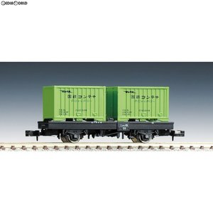 『予約前日発送』{RWM}(再販)2718 国鉄貨車 コム1形タイプ(コンテナ付) Nゲージ 鉄道模型 TOMIX(トミックス)(2018年10月)|mediaworld-plus