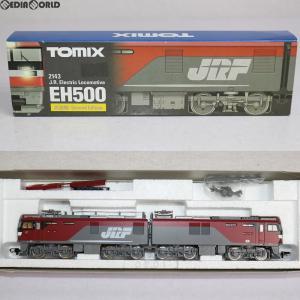 『中古即納』{RWM}2143 JR EH500形 電気機関車(2次形) Nゲージ 鉄道模型 TOMIX(トミックス)(20001230) mediaworld-plus
