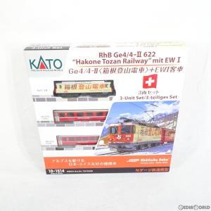 『予約安心発送』{RWM}10-1514 Ge4/4-II『箱根登山電車』+EWI客車 3両セット【特別企画品】 Nゲージ 鉄道模型 KATO(カトー)(2018年9月) mediaworld-plus
