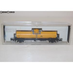 『中古即納』{RWM}808-2 タキ3000イエロー Nゲージ 鉄道模型 KATO(カトー)(20001231)|mediaworld-plus