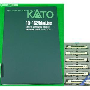 『中古即納』{RWM}10-162 近鉄21000系アーバンライナー(6両) Nゲージ 鉄道模型 KATO(カトー)(20000130) mediaworld-plus