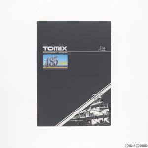 『中古即納』{RWM}98650 JR 485系特急電車(しらさぎ・新塗装)セットA(7両)(動力付き) Nゲージ 鉄道模型 TOMIX(トミックス)(20181101) mediaworld-plus