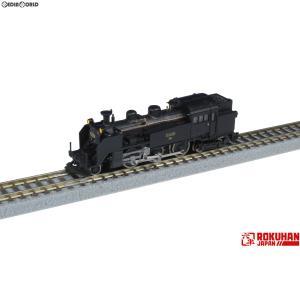 『新品』『お取り寄せ』{RWM}T019-8 国鉄 C11 蒸気機関車 209号機 北海道2灯タイプ(動力付き) Zゲージ 鉄道模型 ROKUHAN(ロクハン/六半)(20190727)|mediaworld-plus