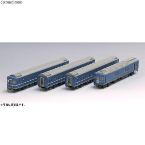 『新品』『O倉庫』{RWM}HO-9043 国鉄 24系24形特急寝台客車セット(4両) HOゲージ 鉄道模型 TOMIX(トミックス)(20190831)|mediaworld-plus