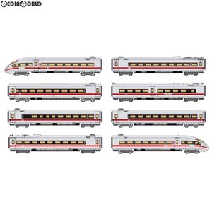『予約安心発送』{RWM}HN2416 DB(ドイツ鉄道) ICE3 Class403 8両セット Nゲージ 鉄道模型 ポポンデッタ/ARNOLD(アーノルト)(2019年11月)|mediaworld-plus