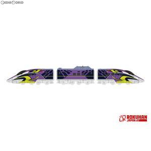 『新品』『お取り寄せ』{RWM}ST008-3 Zショーティー 500 TYPE EVA(動力無し) Zゲージ 鉄道模型 ROKUHAN(ロクハン/六半)(20200331)|mediaworld-plus