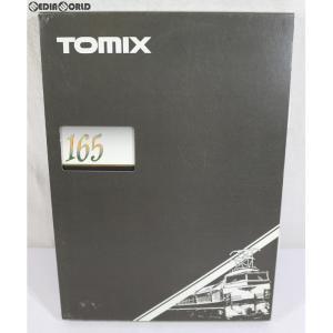 『中古即納』{RWM}92201 JR 165系急行電車 基本セット(3両) Nゲージ 鉄道模型 TOMIX(トミックス)(20000301)|mediaworld-plus