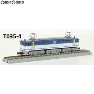 『新品』『お取り寄せ』{RWM}T035-4 EF65形電気機関車2000番代 2060号機 JR貨物新更新色(動力付き) Zゲージ 鉄道模型 ROKUHAN(ロクハン/六半)(20200208)|mediaworld-plus