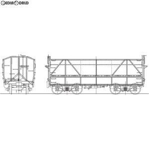 『予約安心発送』{RWM}16番 国鉄 セキ1形 石炭車 タイプC 組立キット HOゲージ 鉄道模型 ワールド工芸(2019年8月)|mediaworld-plus