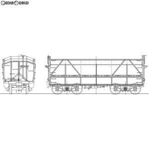 『予約安心発送』{RWM}16番 国鉄 セキ1形 石炭車 タイプD 組立キット HOゲージ 鉄道模型 ワールド工芸(2019年8月)|mediaworld-plus