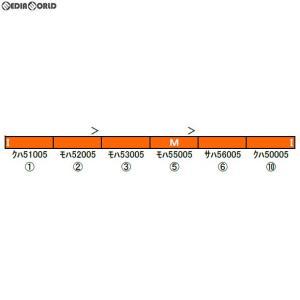 『予約安心発送』{RWM}30874 東武50000型(東上線・行先点灯仕様) 基本6両編成セット(動力付き) Nゲージ 鉄道模型 GREENMAX(グリーンマックス)(2020年2月)|mediaworld-plus