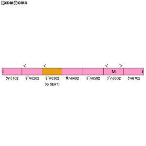 『予約安心発送』{RWM}30882 東急電鉄6000系(Q SEAT車付き・有料座席指定サービス編成) 7両編成セット(動力付き) Nゲージ 鉄道模型 GREENMAX(グリーンマックス)|mediaworld-plus