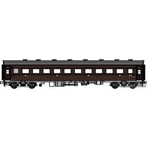 『予約安心発送』{RWM}(再販)TW35T-Ohafu33-1 オハフ33・ぶどう1号(動力無し) HOゲージ 鉄道模型 TRAMWAY(トラムウェイ)(2021年1月) mediaworld-plus