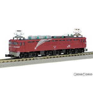 『新品』『お取り寄せ』{RWM}T015-1 EF81形電気機関車 北斗星塗装(動力付き) Zゲージ 鉄道模型 ROKUHAN(ロクハン/六半)(20151231)|mediaworld-plus