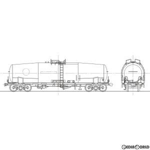 『予約安心発送』{RWM}16番 タキ35000形 ガソリン専用タンク車 タイプB(片側ブレーキ) 組立キット(動力無し) HOゲージ 鉄道模型 ワールド工芸(2020年12月以降) mediaworld-plus