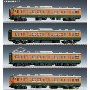 『予約安心発送』{RWM}HO-9065 国鉄113-2000系近郊電車(湘南色) 基本セットB(4両)(動力付き) HOゲージ 鉄道模型 TOMIX(トミックス)(2021年3月)|mediaworld-plus