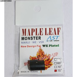 『新品即納』{MIL}OPTION No.1(オプションナンバー1) Maple Leaf モンスターホップアップラバー 75° 東京マルイ VSR-10 ガスハンドガン対応(PE-AC-09)|mediaworld-plus