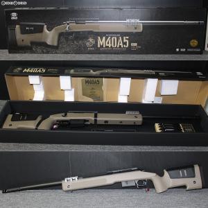 『新品』『O倉庫』{MIL}東京マルイ ボルトアクションエアーライフル M40A5 F.D.E.ストック (18歳以上専用)(20181226)|mediaworld-plus