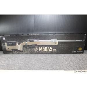 『中古即納』{MIL}東京マルイ ボルトアクションエアーライフル M40A5 F.D.E.ストック (18歳以上専用)(20150223)|mediaworld-plus|03