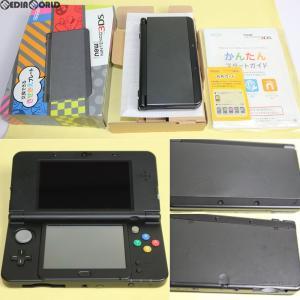 『中古即納』{訳あり}{本体}{3DS}Newニンテンドー3DS ブラック(KTR-S-KAAA)(20141011)|mediaworld-plus