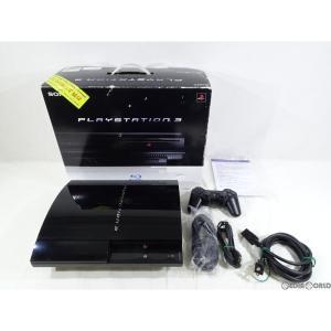 『中古即納』{訳あり}{本体}{PS3}プレイステーション3 PlayStation3 HDD20GB(CECH-B00)(20061111)|mediaworld-plus