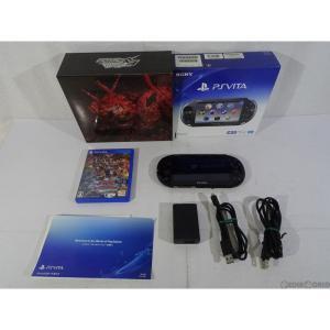 『中古即納』{訳あり}{本体}{PSVita}ソニーストア限定 PlayStation Vita × 機動戦士ガンダム EXTREME VS-FORCE PREMIUM BOX ブラック(PCH-2000ZA/EV)(20151223)|mediaworld-plus