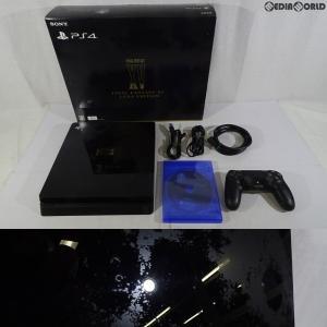 『中古即納』{訳あり}{本体}{PS4}PlayStation4 FINAL FANTASY XV LUNA EDITION(ファイナルファンタジー15 ルーナエディション)(CUHJ-10013)(20161129)|mediaworld-plus