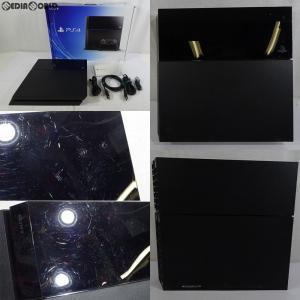 『中古即納』{訳あり}{本体}{PS4}プレイステーション4 PlayStation4 HDD500GB ジェット・ブラック(CUH-1000AB01)(20140222)|mediaworld-plus