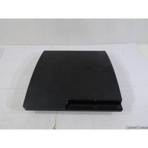 『中古即納』{訳あり}{本体}{PS3}プレイステーション3 PlayStation3 HDD320GB チャコール・ブラック(CECH-3000B)(20110625)|mediaworld-plus