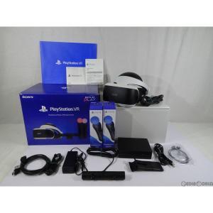 『中古即納』{ACC}{訳あり}{PS4}PlayStation VR Days of Play(プレイステーションVR デイズ オブ プレイ) Special Pack SIE(CUHJ-16004)(20180608)|mediaworld-plus