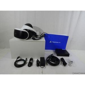 『中古即納』{ACC}{訳あり}{PS4}PlayStation VR(プレイステーションVR/PSVR) SIE(CUHJ-16000)(20161013)|mediaworld-plus