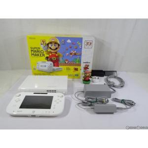 『中古即納』{訳あり}{本体}{WiiU}Wii U スーパーマリオメーカー スーパーマリオ30周年セット(WUP-S-WAGZ)(20150910)|mediaworld-plus