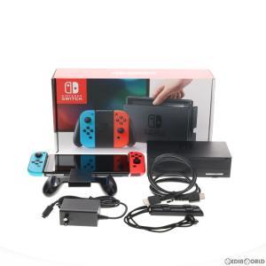 『中古即納』{訳あり}{本体}{Switch}Nintendo Switch(ニンテンドースイッチ)...