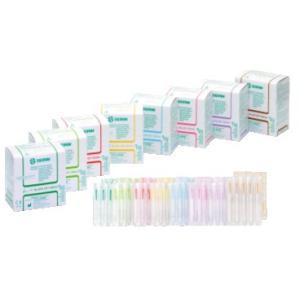 ◆鍼先はセイリン独自の研削技術が可能にした改良松葉型です。 ◆8種類の番手ごとにカラーコード化された...