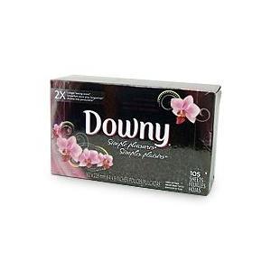 【Downy☆正規輸入品】ダウニーシート シンプルプレジャー オーキッドアリュール 1箱105シート※お取り寄せ商品【KF】|medistock
