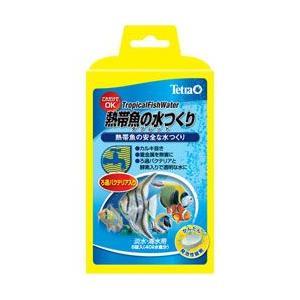 【スペクトラムブランズジャパン】テトラ 熱帯魚の水つくり タブレット 8錠入 ※お取り寄せ商品|medistock