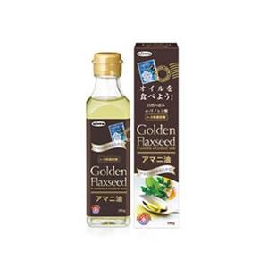【日本製粉】アマニ油(食用 亜麻仁油) 186g ☆食料品 ※お取り寄せ商品|medistock