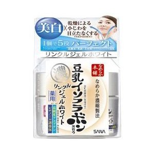 【常盤薬品】サナ なめらか本舗 薬用リンクルジェル ホワイト 100g ※お取り寄せ商品