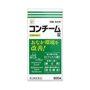 【第3類医薬品】【お得な3個セット】【日邦薬品】新コンチーム錠 600錠|medistock