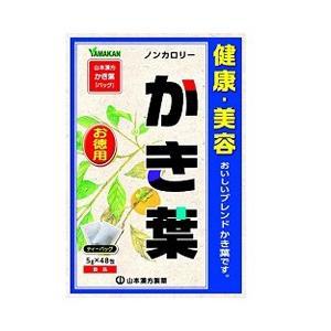 【山本漢方製薬】かき葉 お徳用 5g×48包 ※お取り寄せ商品|medistock