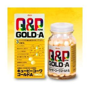 【興和新薬】 キューピーコーワゴールドA 180錠