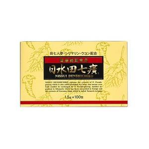 【日水製薬】日水田七廣 1.5g×100包 ※お取り寄せ商品 medistock