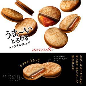 キャラメルウィッチ  Caramel Wich (5個入) 東京土産   お砂糖が金銀と同じくらい高...