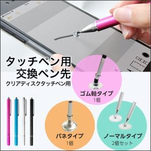 ペン先交換ユニットタッチペン 細い タブレット スマートフォン 極細 スタイラスペン スマホ 静電式 送料無料 ポイント 消化 meets
