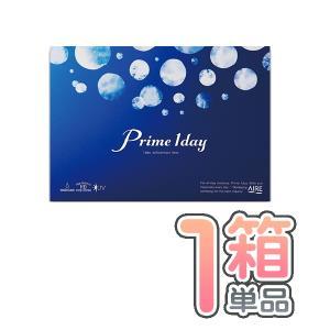 プライムワンデー Prime1day 1箱 1箱30枚入 コンタクトレンズ 1day