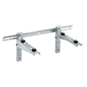 ▽特徴  ●水平機能付きの基礎壁にも使える壁面タイプ。  ▽仕様  ●材質:圧延鋼板 ●仕上げ:溶融...
