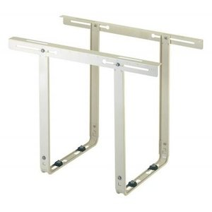 ▽特徴  ●一人でも据え付け作業ができ、ネジが少ない天井吊り用  ▽仕様  ●材質:溶融亜鉛メッキ鋼...