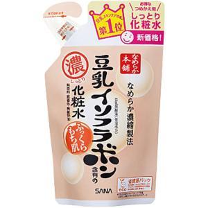 常盤薬品工業 サナ なめらか本舗 しっとり化粧水 NA (つめかえ用) <180mL>